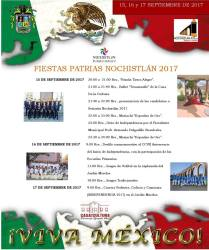 Fiestas Patrias 2017