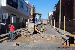Remodelación de la Calle corona, calle mágica