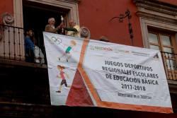 Juegos Deportivos Nacionales Escolares en Nochistlán