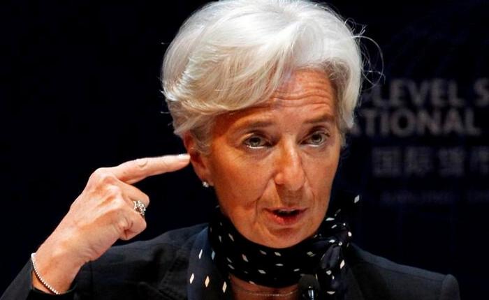 Η Λαγκάρντ βλέπει τα cryptocurrencies ως παράγοντα σταθερότητας για τις τράπεζες
