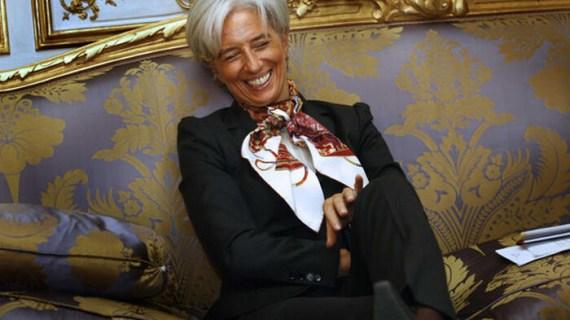 Λαγκάρντ και Ράις επιβεβαιώνουν lifting στο ΔΝΤ