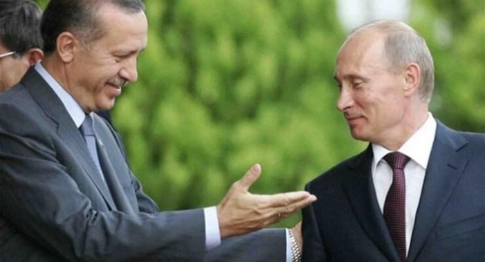 Παρέμβαση Ερντογάν στην πΓΔΜ, σε ρόλο μαριονέτας του Πούτιν