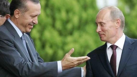 Ο Πούτιν υπαναχωρεί από τη συμφωνία με Ερντογάν