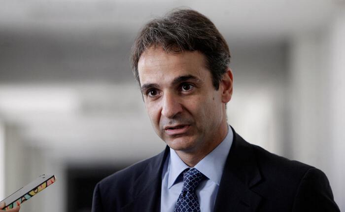 """Ο Μητσοτάκης """"έπεσε στο ξίφος"""" του για Σκοπιανό: Θα εφαρμόσουμε τη συμφωνία"""