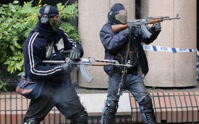 Οι δυτικοί τρομοκράτες φτιάχνονται στο γραφείο και στο intenet