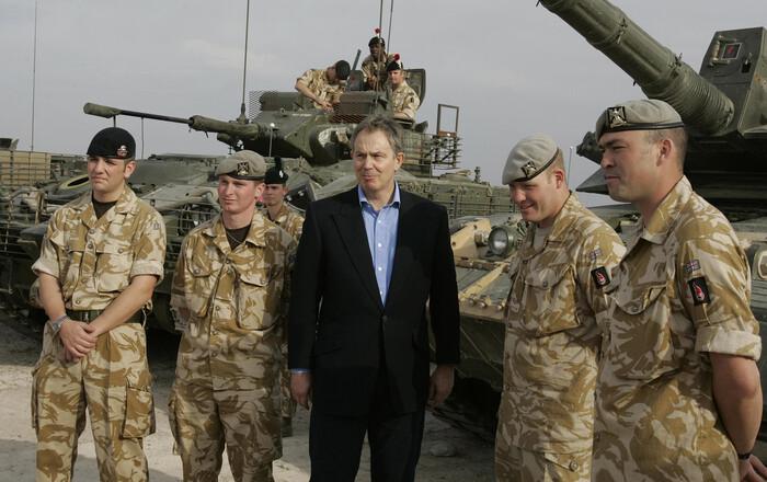 Ο Μπλερ «τα φούσκωσε» για να μπει η Βρετανία στον πόλεμο του Ιράκ