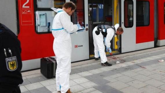 Ο ISIS αναλαμβάνει την ευθύνη για την επίθεση στο τρένο στη Γερμανία