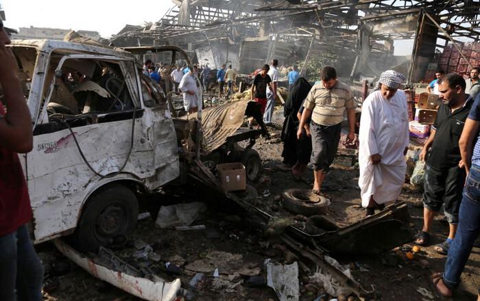 Ιράκ: Δυο βόμβες τρεις νεκροί, πριν το μεσημέρι της Κυριακής
