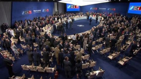 Η Ευρώπη έσπασε, το NATO ατσαλώνεται