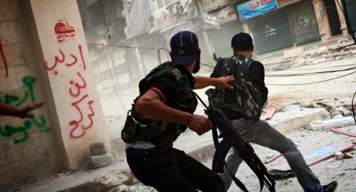 Σε λειτουργία οι ζώνες ασφαλείας στη Συρία, εκτός συμφωνίας ΗΠΑ-ΟΗΕ