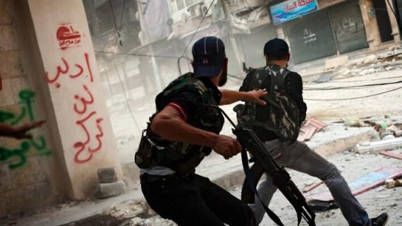 Συμμαχία ΗΠΑ-Ρωσίας στη Συρία