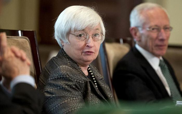 Η Fed φοβάται FrExit με Λεπέν ή Μελανσόν