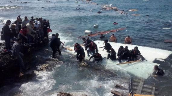 Αυξημένες οι ροές μεταναστών προς την Ελλάδα
