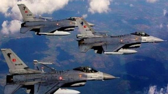 Μπαράζ τουρκικών παραβιάσεων σε ολόκληρο το Αιγαίο