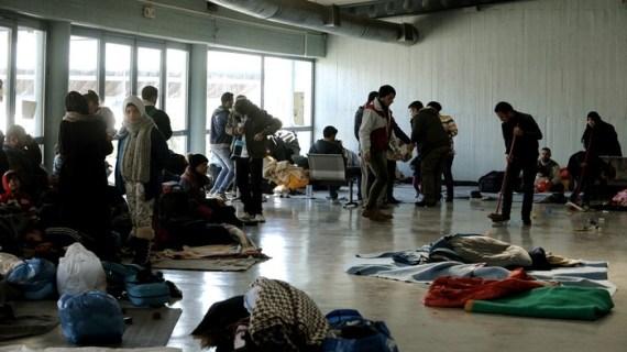 Οι πρόσφυγες μπορεί να πεθάνουν απ το κρύο