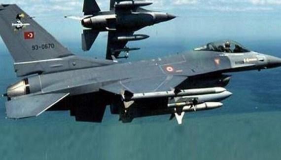 Επικίνδυνη η δραστηριότητα των Τούρκων στο Αιγαίο, με οπλισμένα F-16