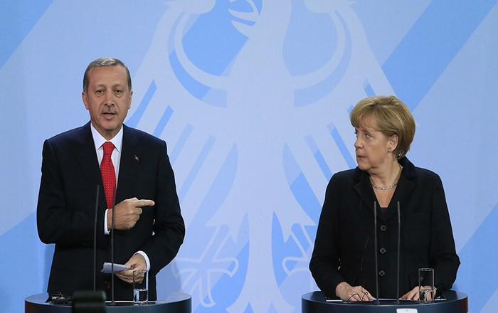 Κίνηση επαναπροσέγγισης Τουρκίας-Γερμανίας