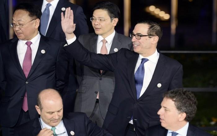 Μήνυμα Τράμπ στο G-20: Αμφισβητούνται τα πάντα