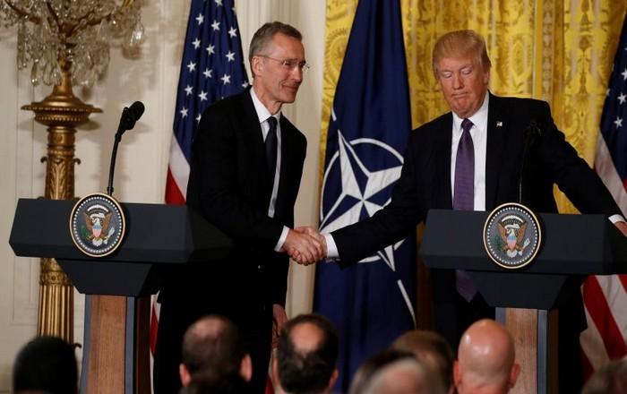 Επίθεση Τραμπ σε Γερμανία-Ρωσία για Nordstream II, μέσω NATO