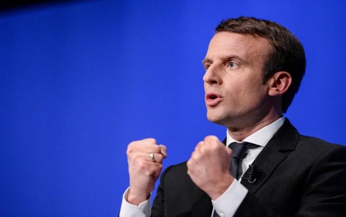 Ο Μακρόν ζήτησε κοινό αμυντικό προϋπολογισμό και flexi Ευρωστρατό
