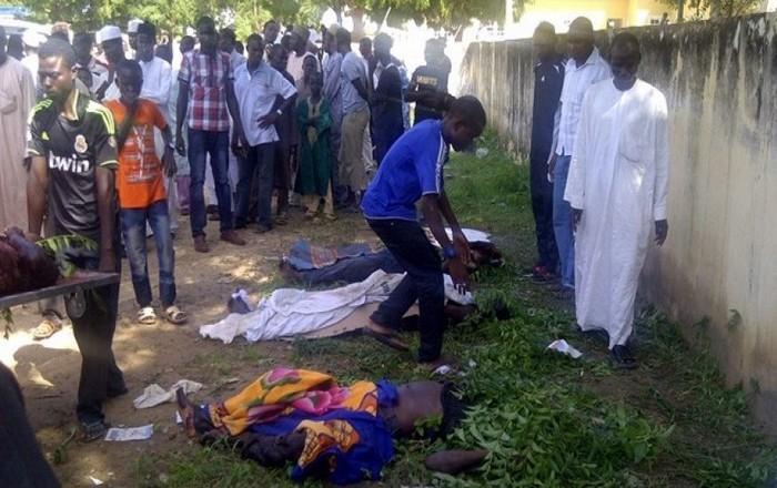 Τρομοκρατική επίθεση σε τέμενος στη Νιγηρία, 10 νεκροί