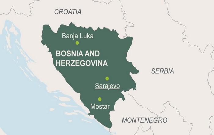 Η Βοσνία-Ερζεγοβίνη οδεύει στο NATO, έρχονται εντάσεις στα Βαλκάνια