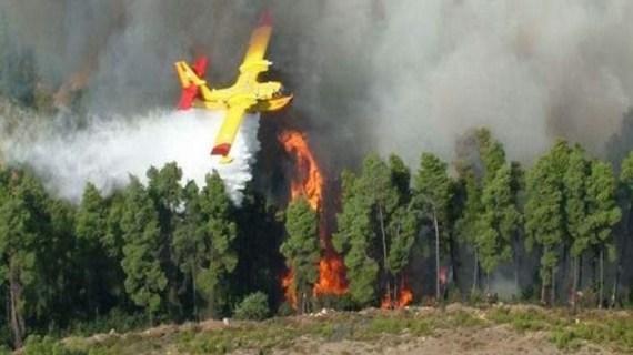 Η Ελλάδα στις φλόγες: 55 νέες φωτιές σε ένα 24ωρο, καίγονται ακόμα Αττική, Ζάκυνθος, Πελοπόννησος