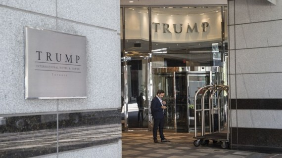 Hackers έκλεψαν στοιχεία καρτών από τα Trump Hotels