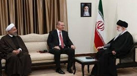 Ο Ερντογάν στο Ιράν για το Κουρδικό