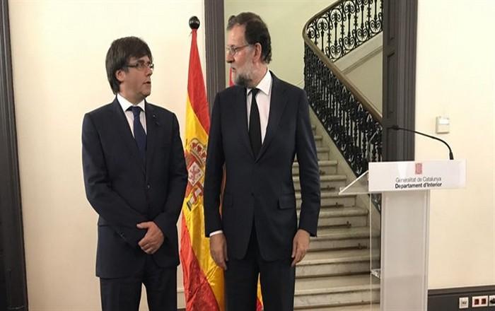 Ισπανία: Οι Βρυξέλλες ετοιμάζονται να πάρουν τον έλεγχο, σε απομόνωση ο Ραχόι