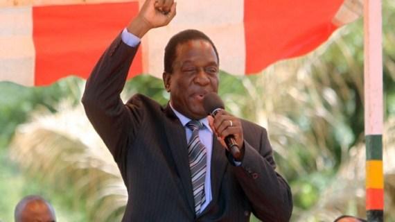 Ζιμπάμπουε: Ο πραξικοπηματίας διορίζεται πρόεδρος