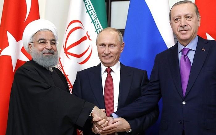 Διπλωματία back-to-back Πούτιν για Συρία