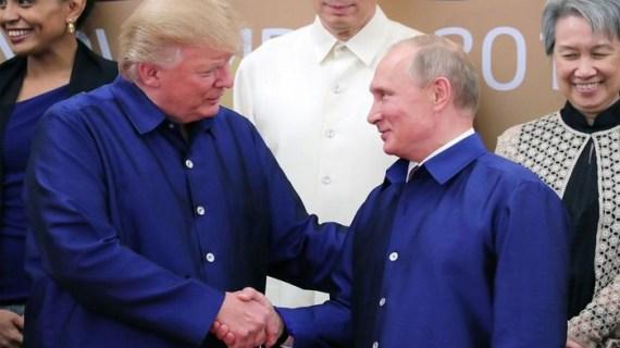 Συνάντηση με τον Πούτιν ετοιμάζει ο Τραμπ
