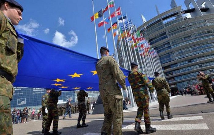 Meet the European Army: Main facts and figures