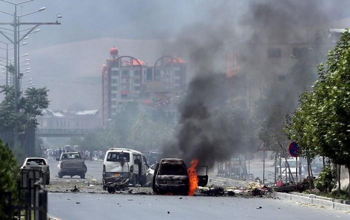 Αφγανιστάν: Νέα επίθεση Ταλιμπάν, 95 νεκροί και 158 τραυματίες