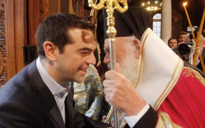 Βαλβίδα εκτόνωσης της έντασης η παρέμβαση της εκκλησίας
