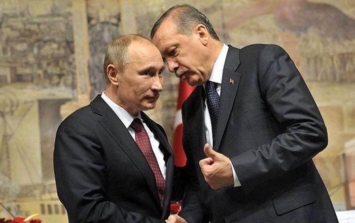 Ο Ερντογάν ζήτησε βοήθεια απ τον Πούτιν