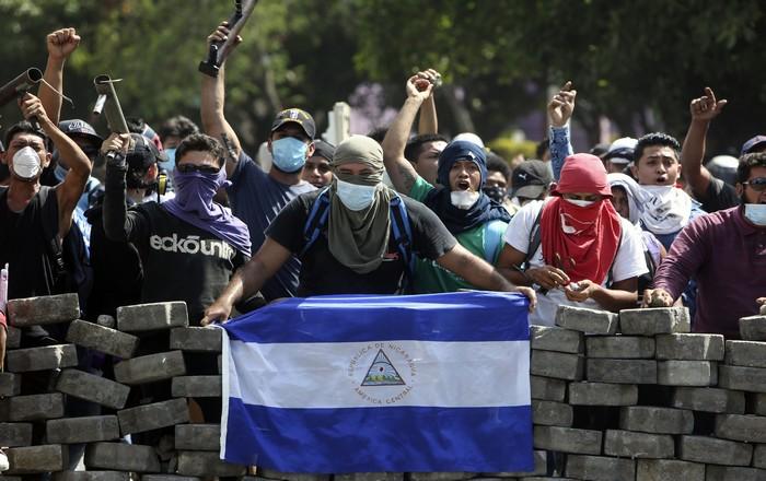 Νικαράγουα: 448 νεκροί από τις διαδηλώσεις κατά του Ορτέγα