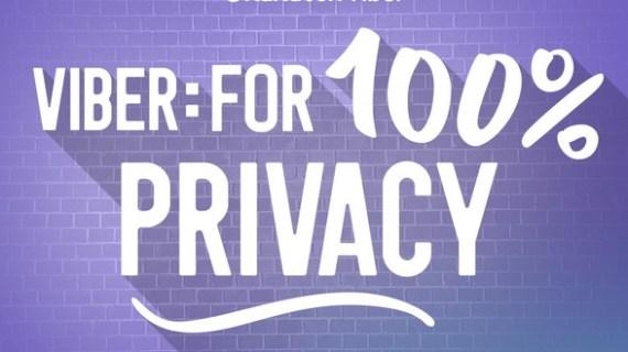 Οι λόγοι που κάνουν το Viber απόλυτα ασφαλές