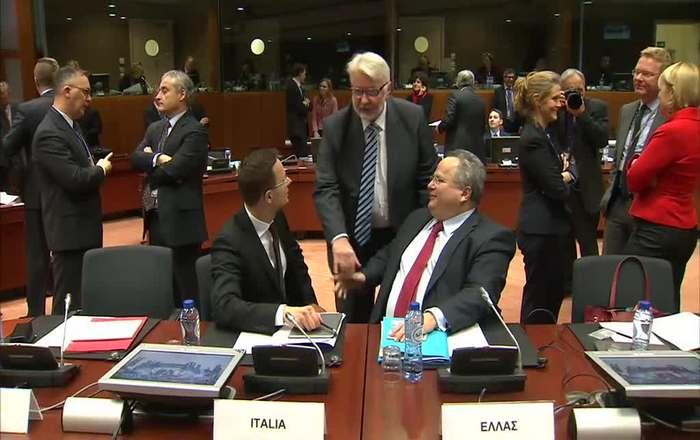 Εμπλοκή με ένταξη Αλβανίας-πΓΔΜ, αναβλήθηκε η απόφαση για πρόσκληση
