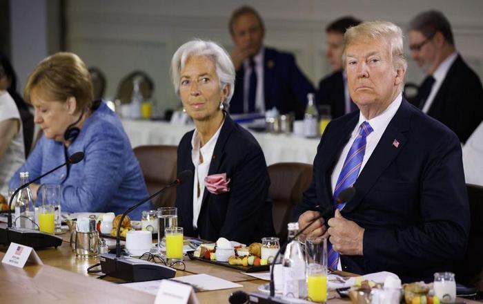 Εμπορική τζιχάντ κήρυξε ο Τραμπ, πρώτα θύματα ΝΑΤΟ, G7, στόχος η Ευρώπη