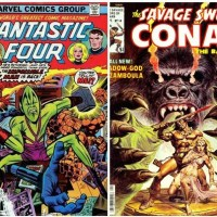 The 25 Best Comic Book Covers of the 1970s