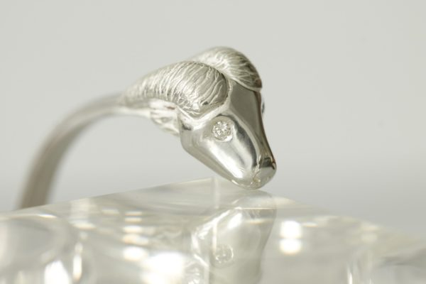 bracelet Capricorne - diamants