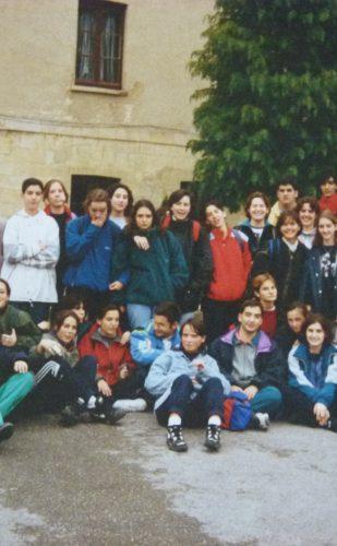 1996-97 1ª Salida a Agurain