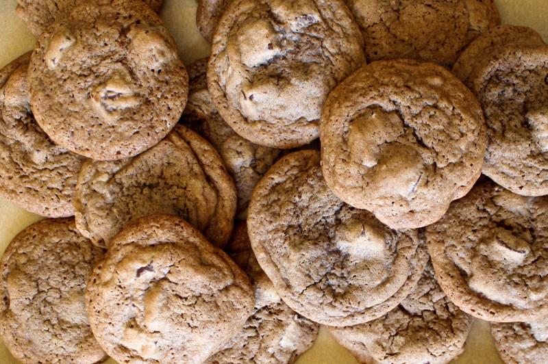 Baileys Cookies