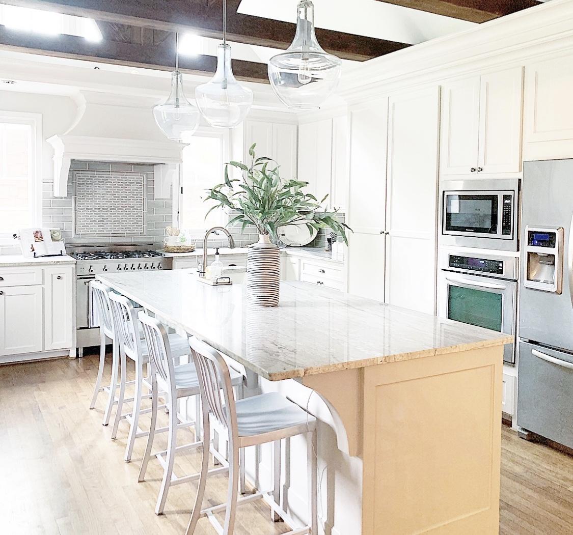 Simple Kitchen Decor Ideas - Crisp Collective on Kitchen Decoration Ideas  id=73206