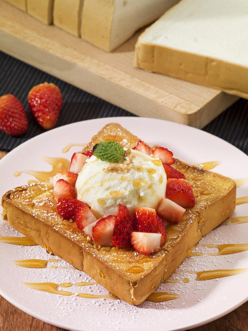Crispcontrasts Singapore Food Photographer - Honey Toast