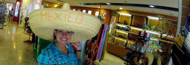Cozumel sombreiro México
