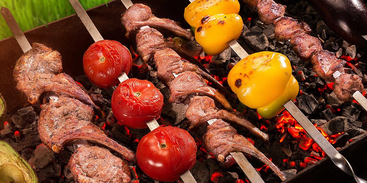 шашлык,мясо,лето 2019