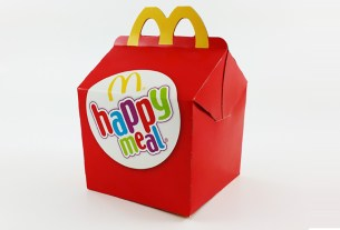 McDonalds,Happy Meal,экология